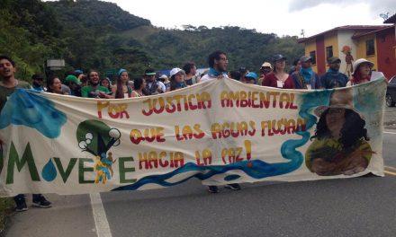 El décimo Festival del Agua llegó a San Francisco de Antioquia