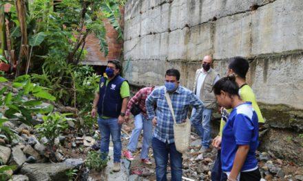 Gobernación apoya a santa fé de Antioquia con la emergencia generada por las lluvias