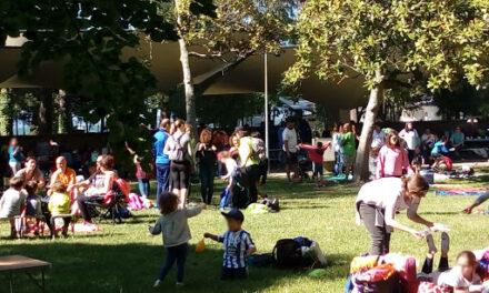 Actividades lúdicas y deportivas en Cañasgordas