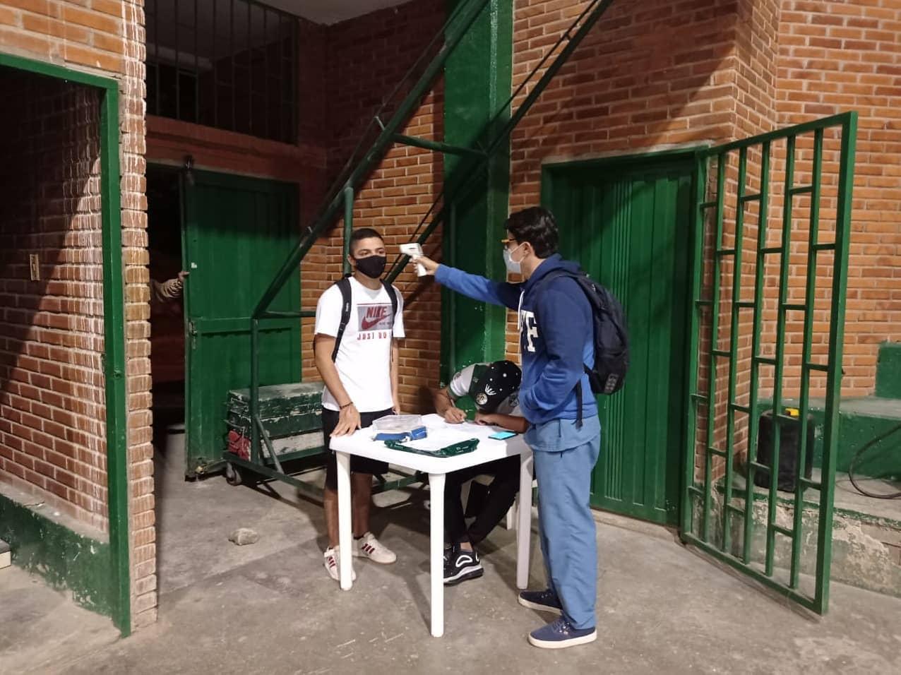 En Concepción retomaron torneos deportivos