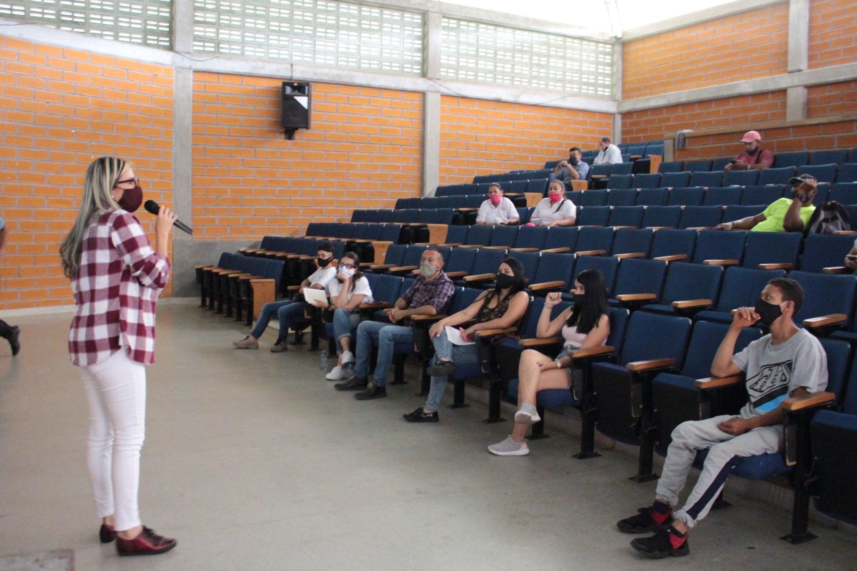 Tercer encuentro del COMPOS en Yalí