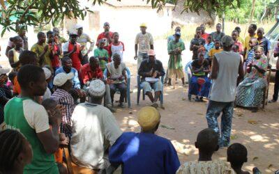 Sinergias y articulación con enfoque comunitario