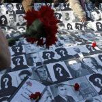Conmemoración en memoria de las víctimas de desaparición forzada
