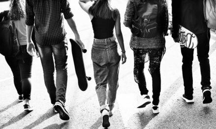 LEL grupo juvenil en Caucasia