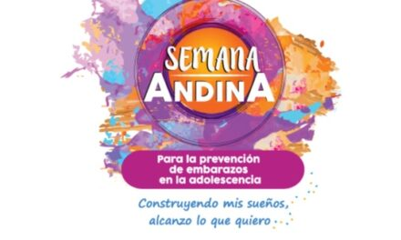 En San José de la Montaña se celebra la Semana Andina