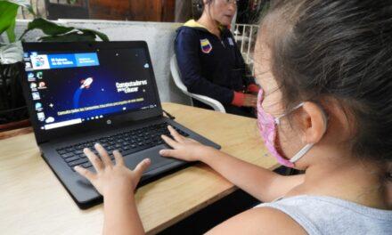 Puntos pedagógicos digitales en La Estrella