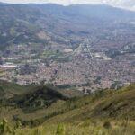 Biodiversidad en los miradores del Valle de Aburrá