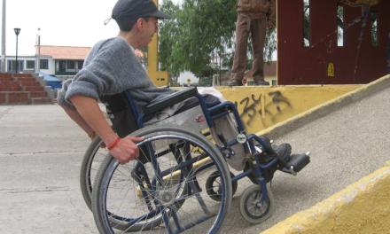 Mesa de  política pública de discapacidad en Segovia