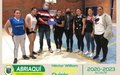 Abriaquí regresa a las prácticas deportivas