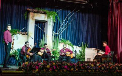 Festival de música andina colombiana en Marinilla