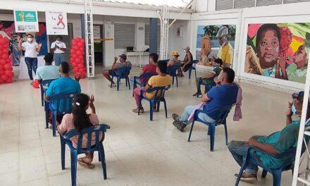 San Juan de Urabá conmemora el día mundial del VIH