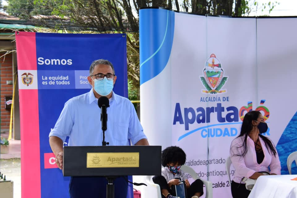 En Apartadó se instaló el equipo coordinador de vacunación contra el virus
